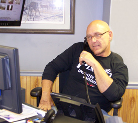 Tony Frasik of Art's Auto Parts